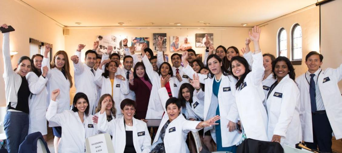 IDP Interview Candidates   School of Dentistry